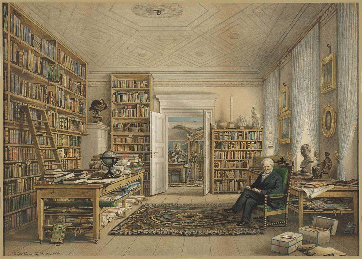 CANCELED - Alexander von Humboldt: His World of Nature