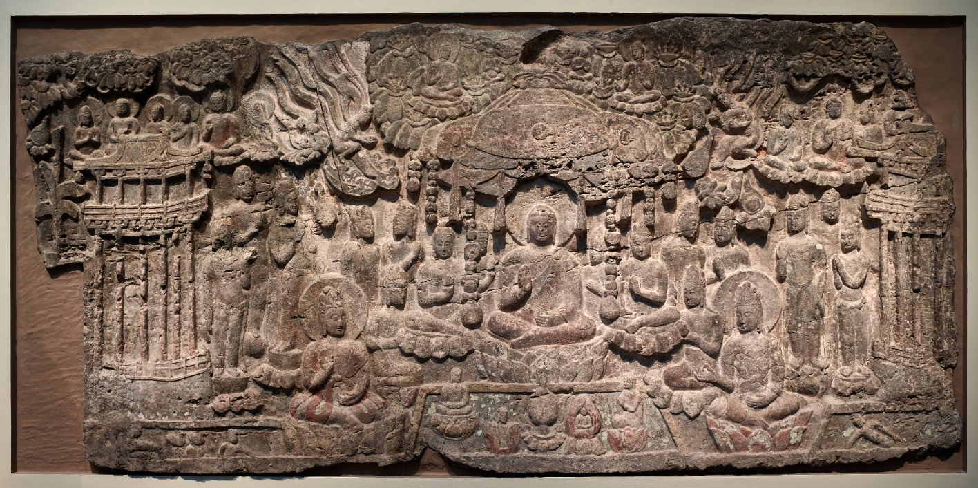 Tea and Conversation: A Vision of Paradise—From a Buddhist Cave Temple to the Museum