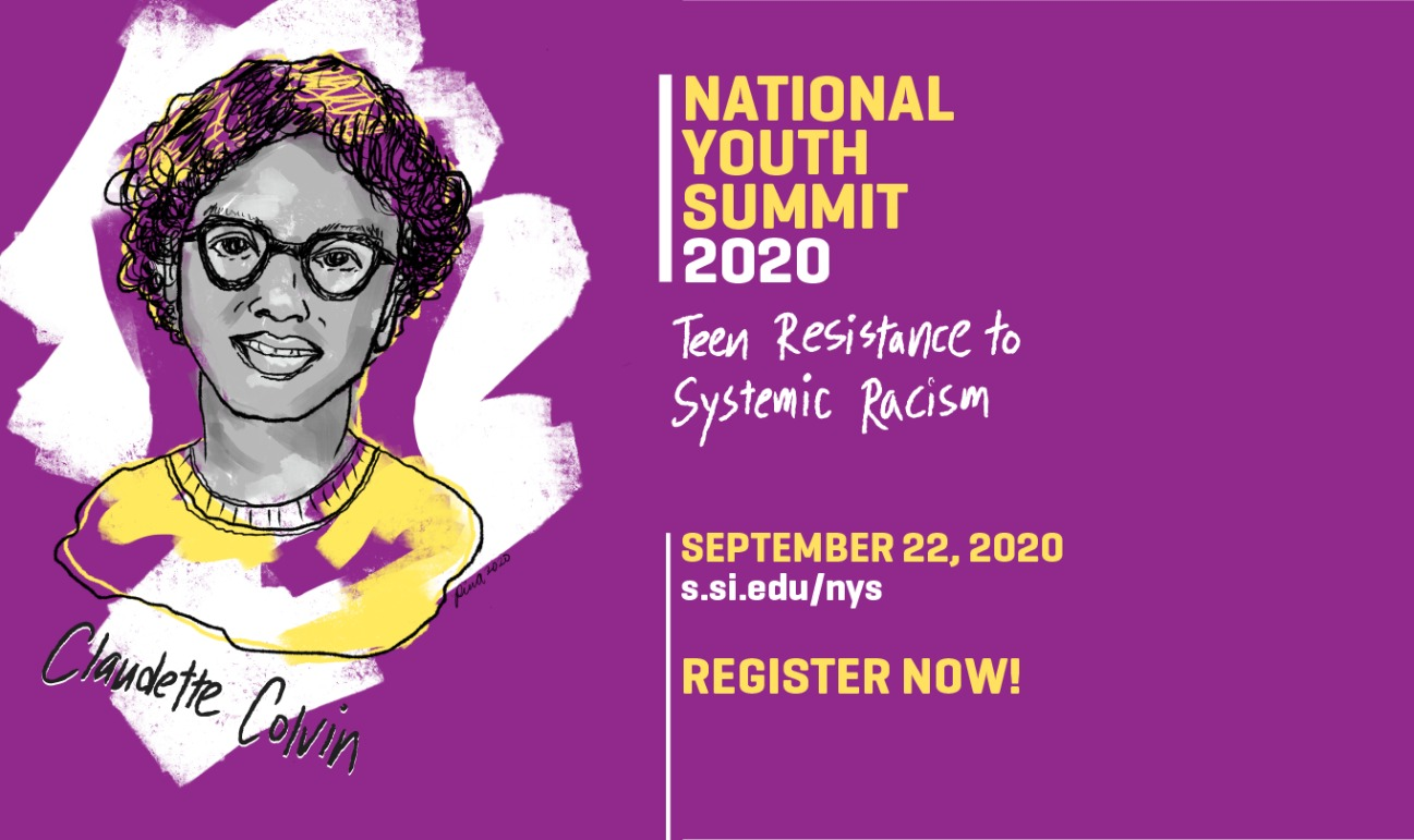 National Youth Summit on Teen Resistance to Systemic Racism