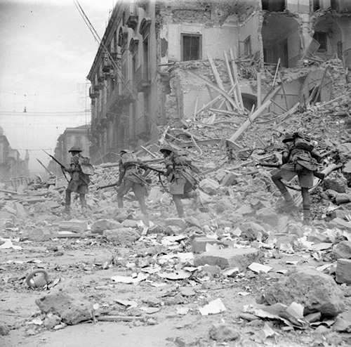 Operation Husky: The Allied Invasion of Sicily