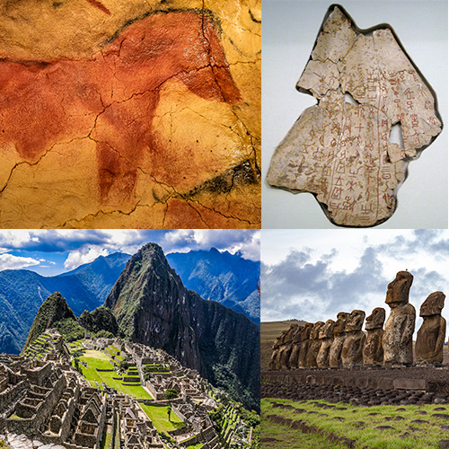 Exploring the Mysteries of World Heritage Sites: Chinese Oracle Bones