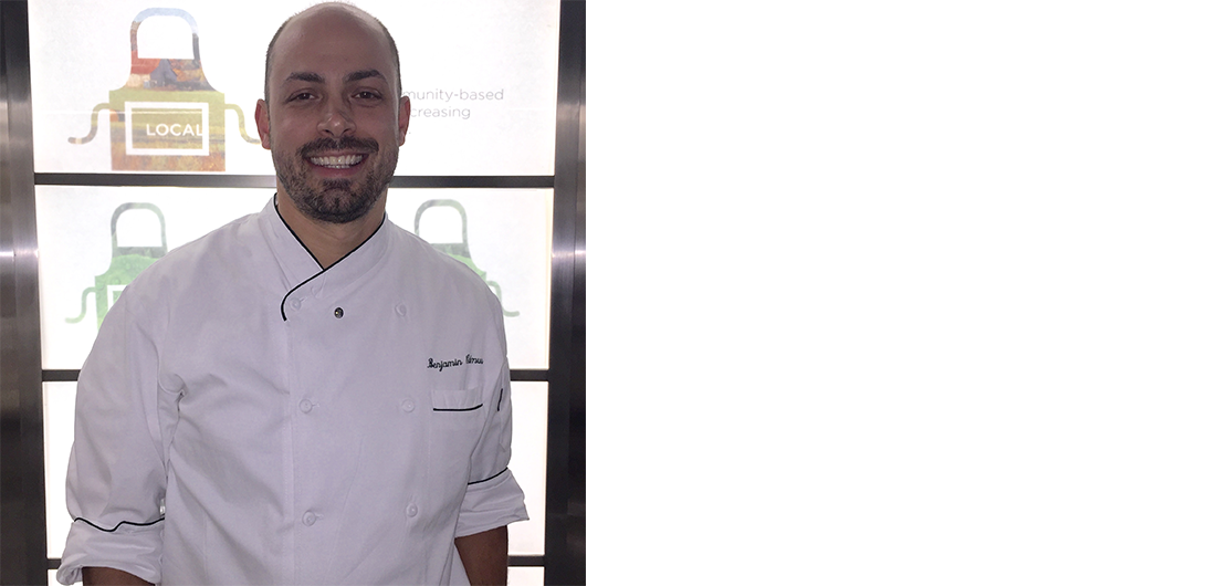 Chef's Table: Featuring Guest Chef Benjamin Cadmus