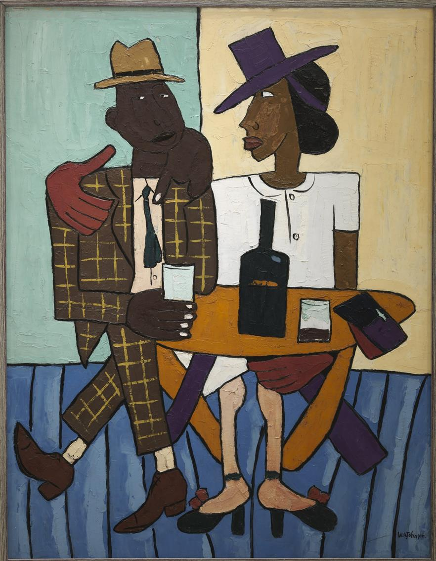 African American Artists Highlights Tour