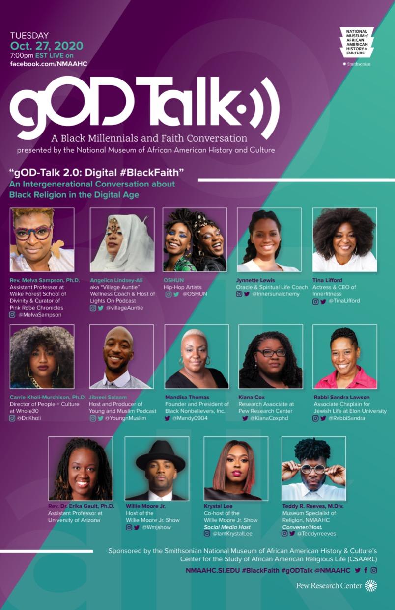 gOD-Talk 2.0 Digital #BlackFaith