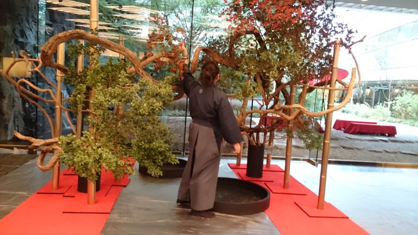 CANCELED - Living Flowers: Ikebana Demonstration