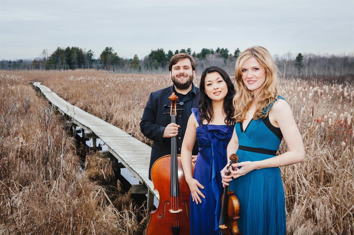 Steinway Series - Neave Trio