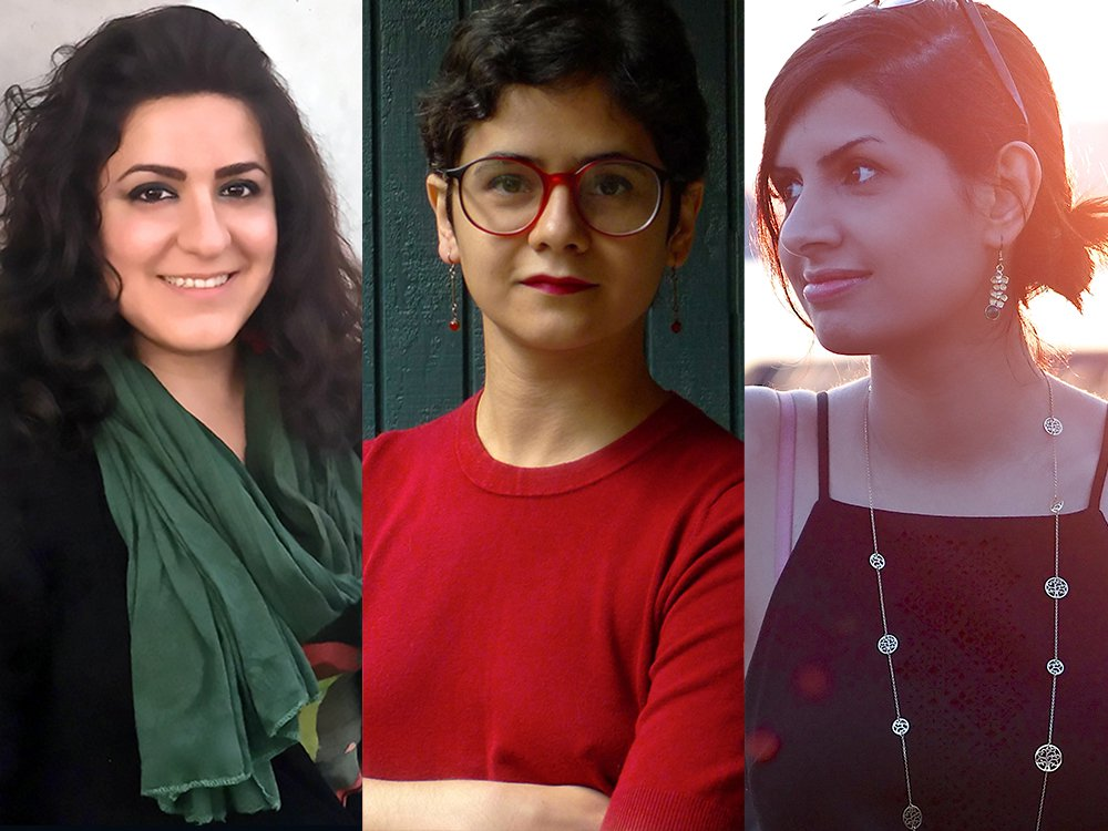 New Music by Iranian Women Composers