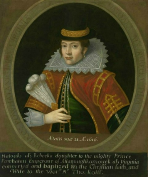 Pocahontas: Her Place in the Emerging Atlantic World and Nascent United States