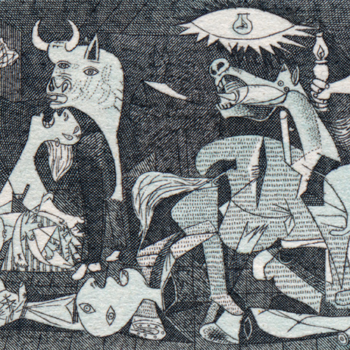 Art + History: Guernica by Pablo Picasso
