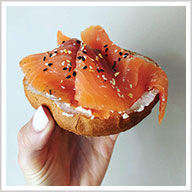Bagel and Lox: An Edible Icon