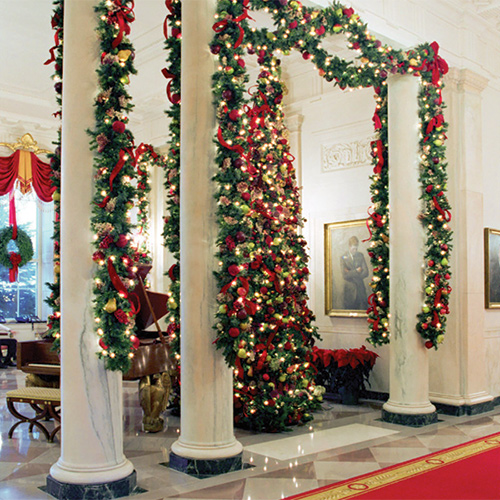 Holidays at the White House