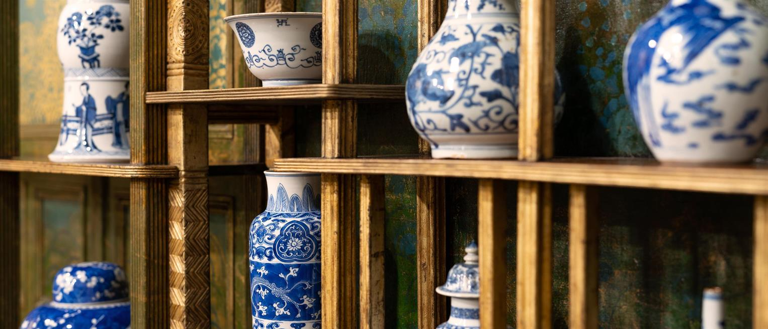 A Global Taste for Chinese Blue-and-White Porcelain