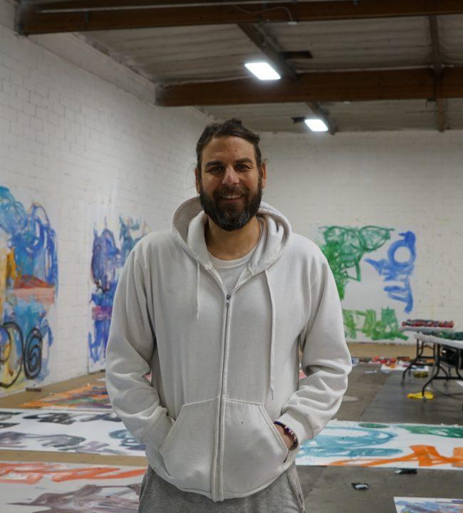 Artist Talk: Aaron Garber-Maikovska