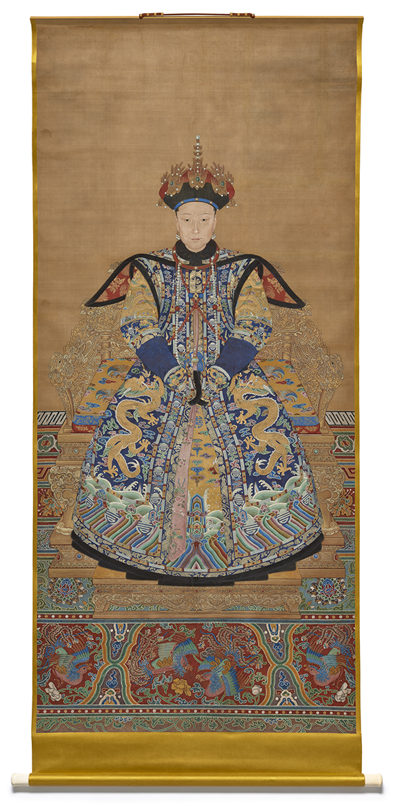 Gallery Talk: Empresses of China's Forbidden City