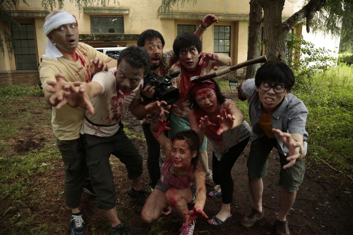 "Special Halloween Screening: ""One Cut of the Dead"""