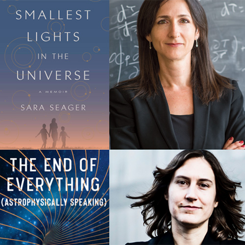 Written in the Cosmos: The End of the Universe and the Light in the Dark