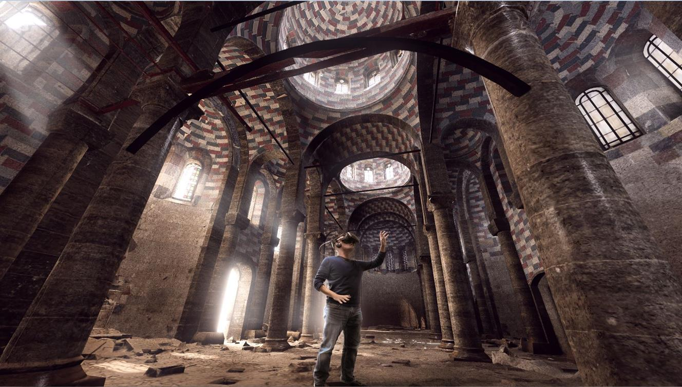 CANCELED - Demonstration: Age Old Cities: Virtual Reality Experience