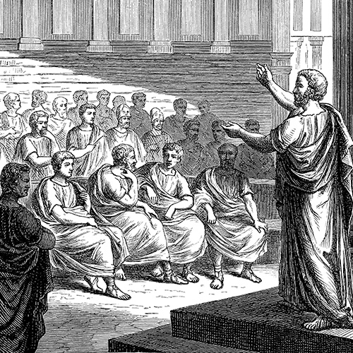 Democracy: Lessons from the Ancient Greeks