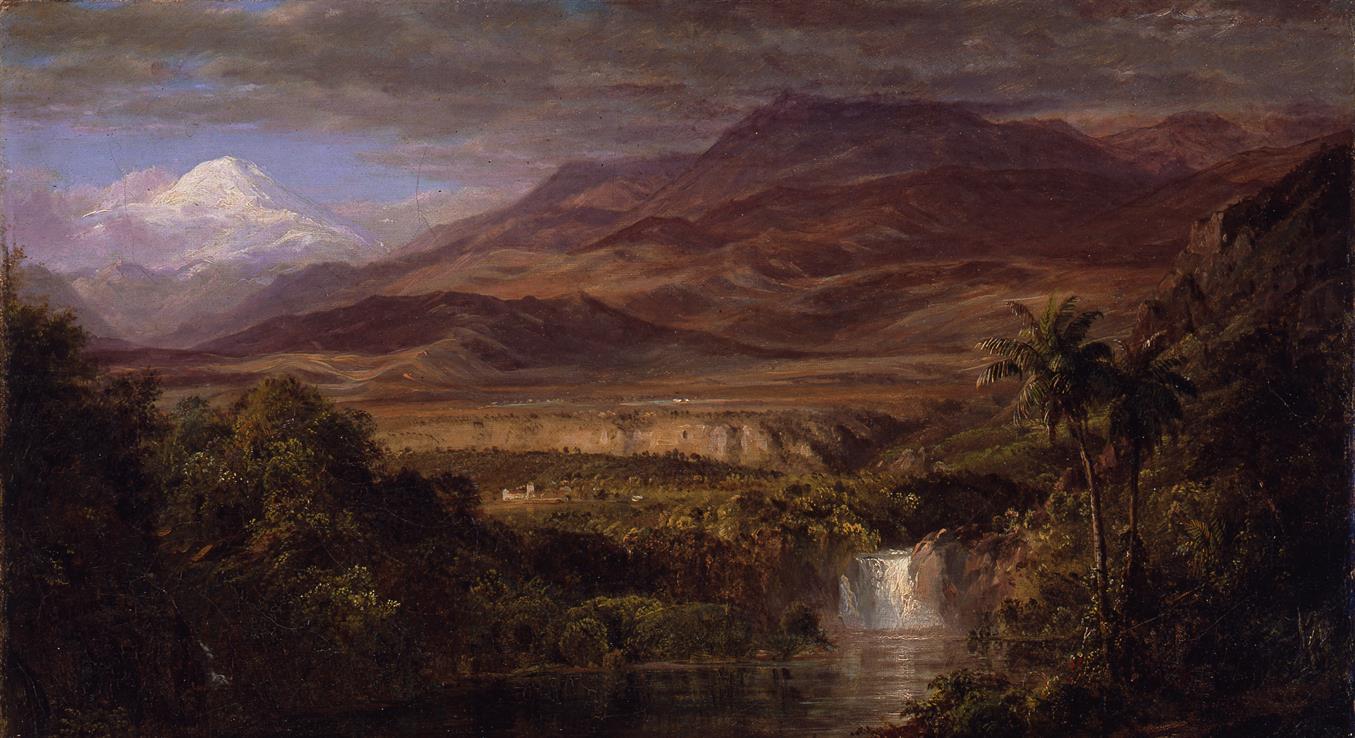CANCELED - Symposium - Art, Nature, and Environmental Awareness: Alexander von Humboldt's Legacy