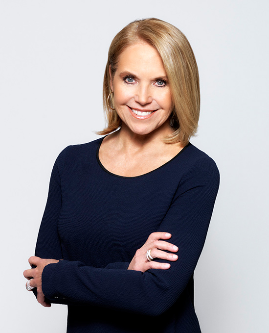 A Conversation with Katie Couric