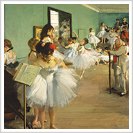 Edgar Degas: The Independent Impressionist