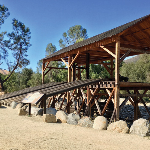 The California Gold Rush and Development of the West