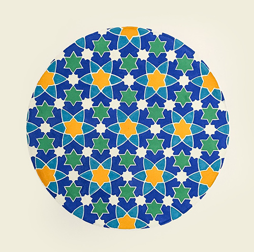 Introduction to Afghan Geometric Design