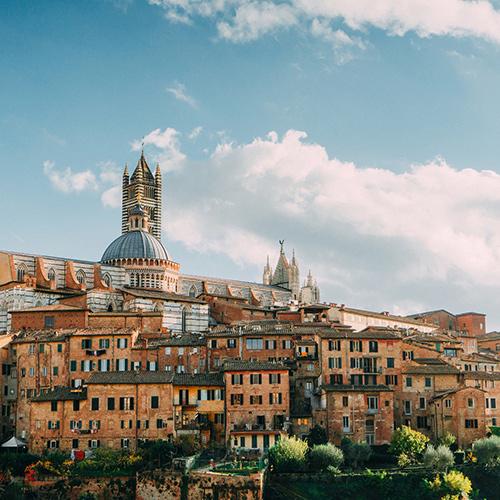 Siena: A Gothic Dream