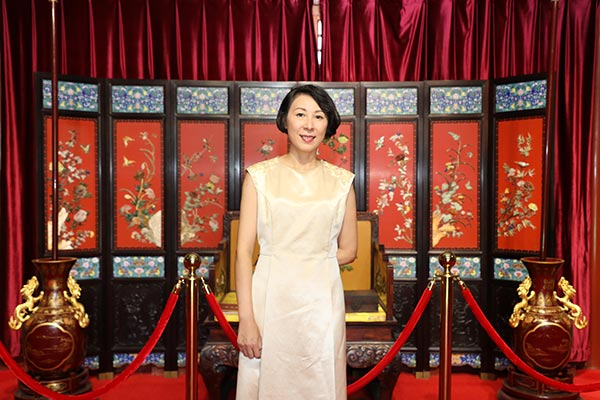 Gallery Talk: Artisan Perspectives on Empresses of China's Forbidden City