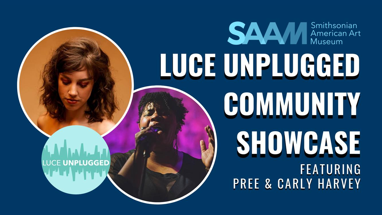 Luce Unplugged Community Showcase: Pree & Carly Harvey
