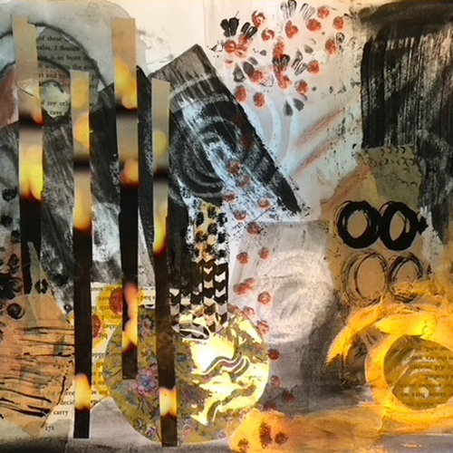 Collage and Mixed-Media Intensive