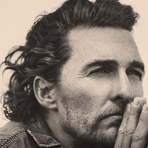 An Evening with Matthew McConaughey