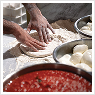 Pizza-Making in the Neapolitan Tradition