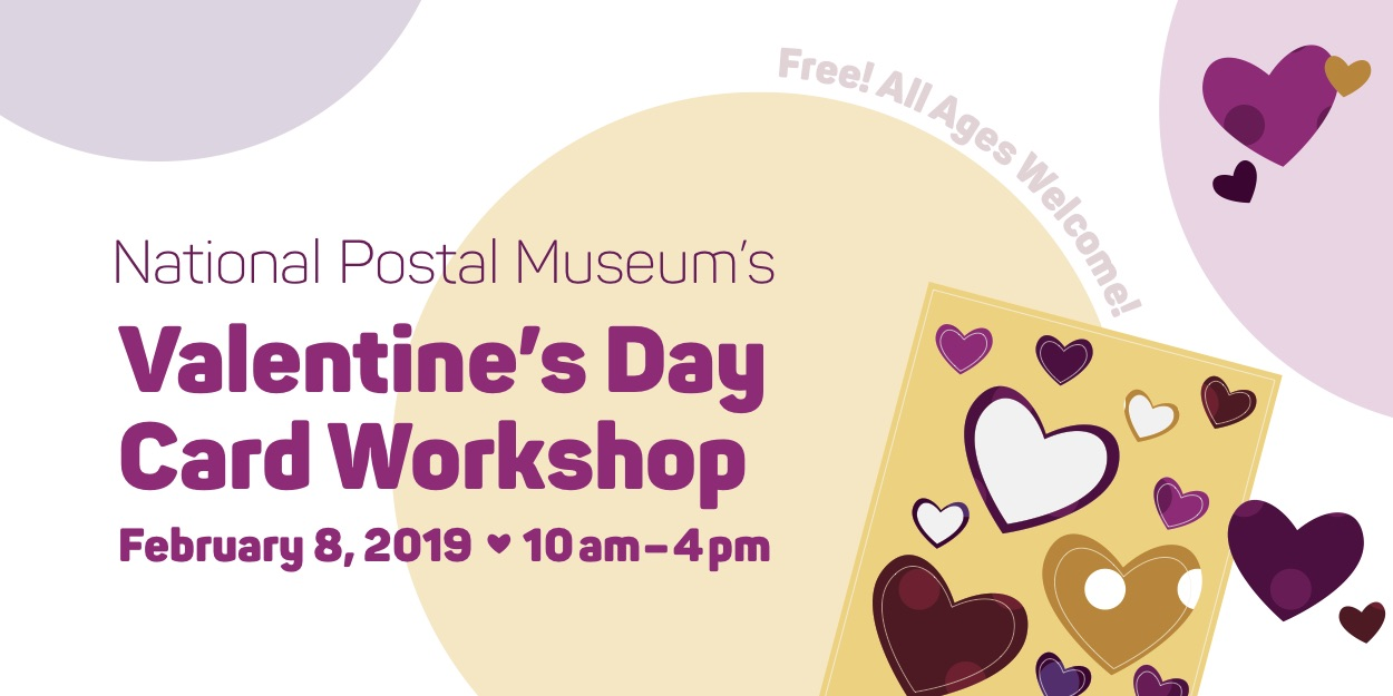 Valentine's Day Card Workshop