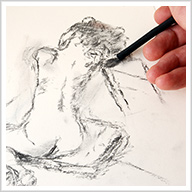 Figure Drawing and Independent Projects