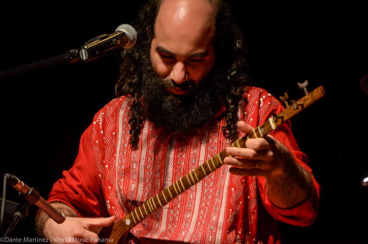 Look & Listen: Asian Art and Music, Kiya Tabassian, setar, with Massumeh Farhad