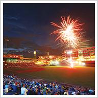 CANCELED - A Carolina Fourth: Baseball, Barbeque, and Fireworks