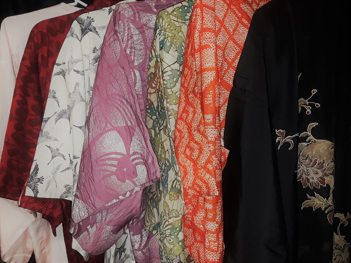 Kimono Trunk Show