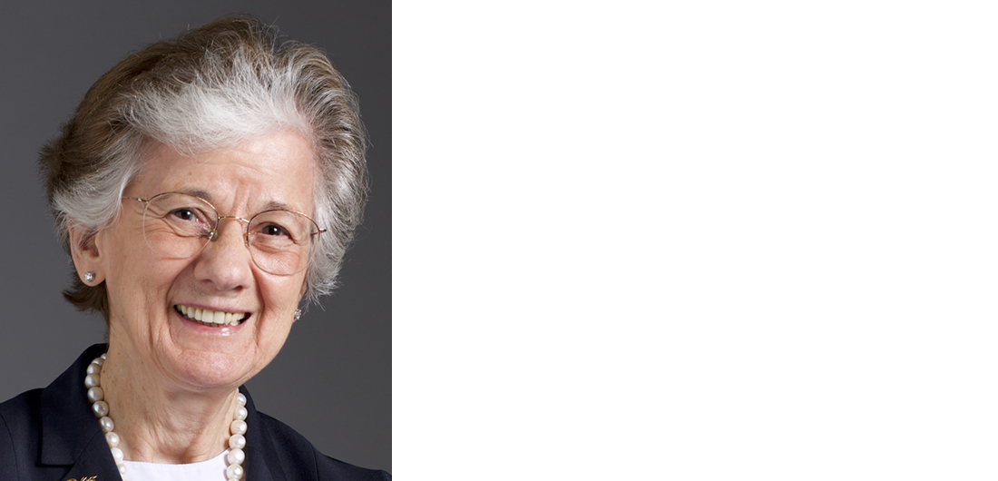 An Evening With Rita Colwell: Science, Sexism, and the Fight Against the Status Quo