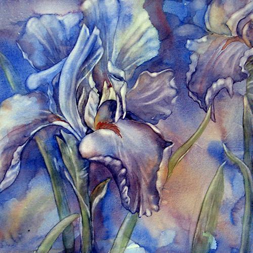 Exploring Color in Watercolor
