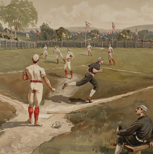 """""""It's Baseball, Ray!"""": Baseball and America's Culture, Values, and Aspirations"""