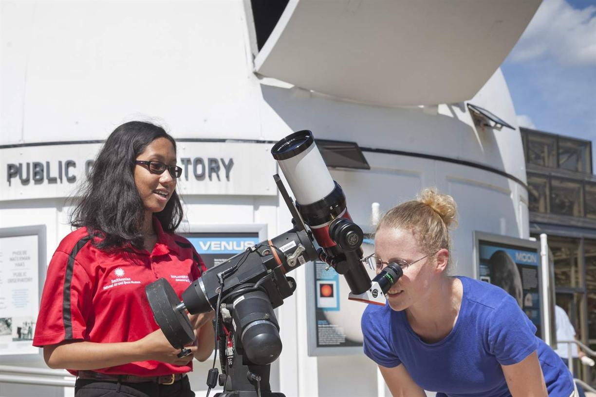 View the Sun with Safe Telescopes