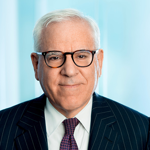 David Rubenstein on Leadership