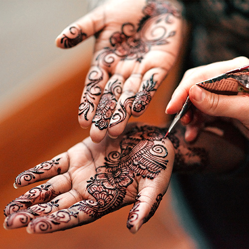 The Ancient Art of Henna Tattoos