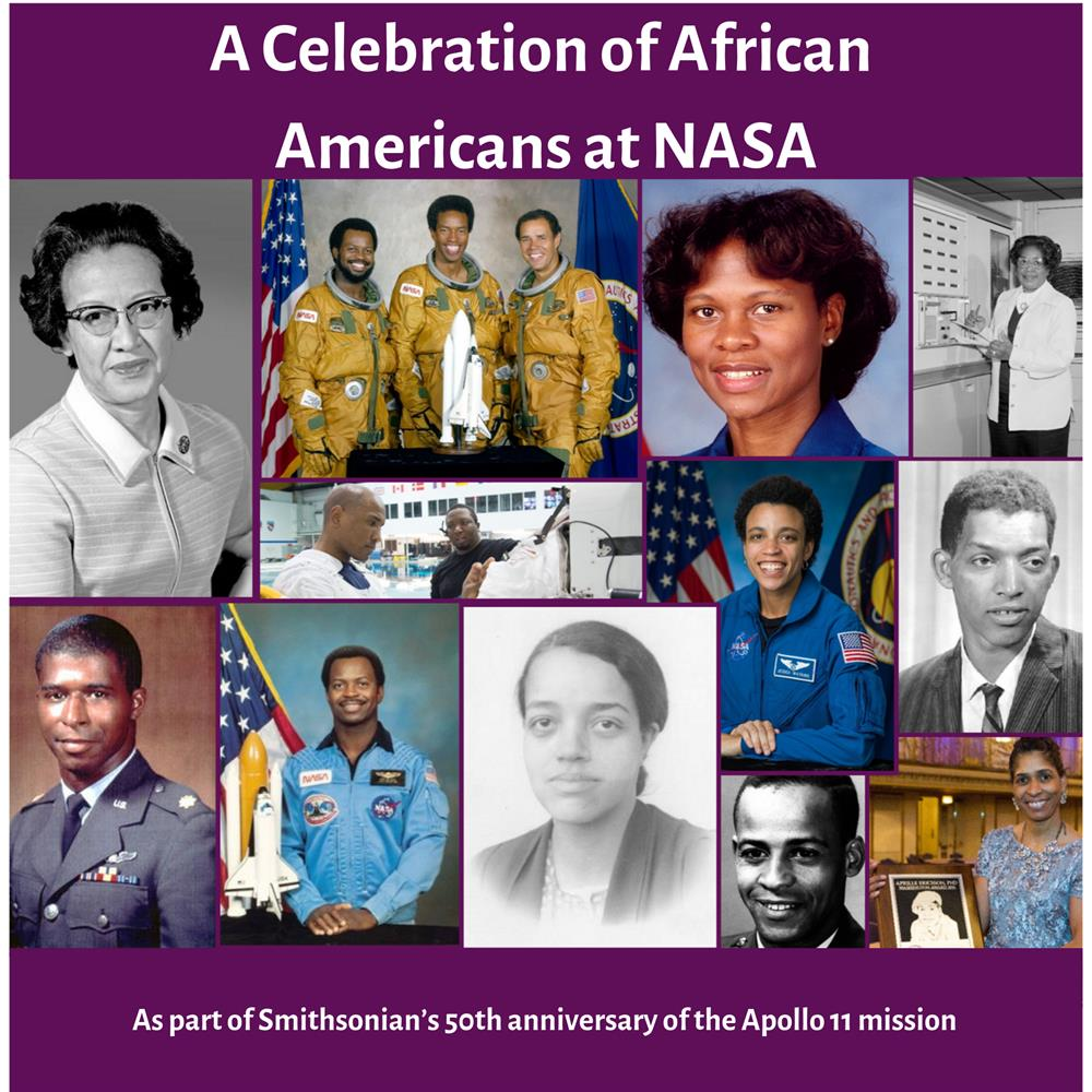 Pop-Up Program: African Americans at NASA