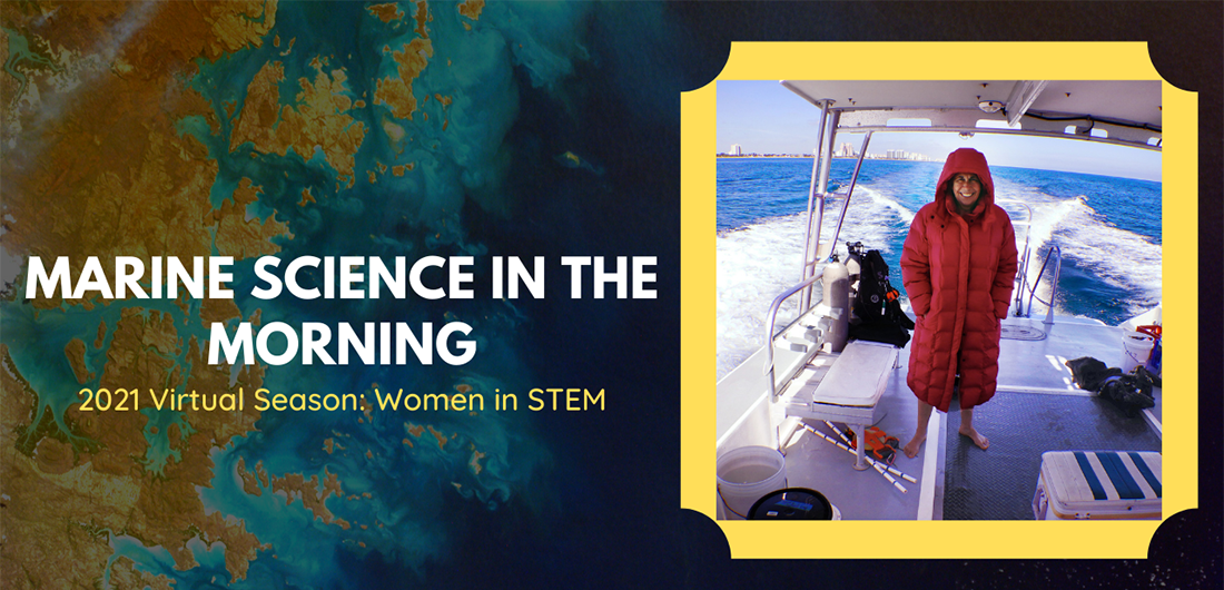 Marine Science in the Morning: Understanding Stony Coral Tissue Loss Disease