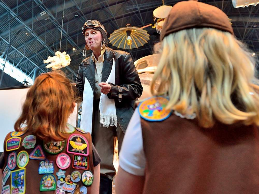 CANCELED - Women in Aviation and Space Family Day