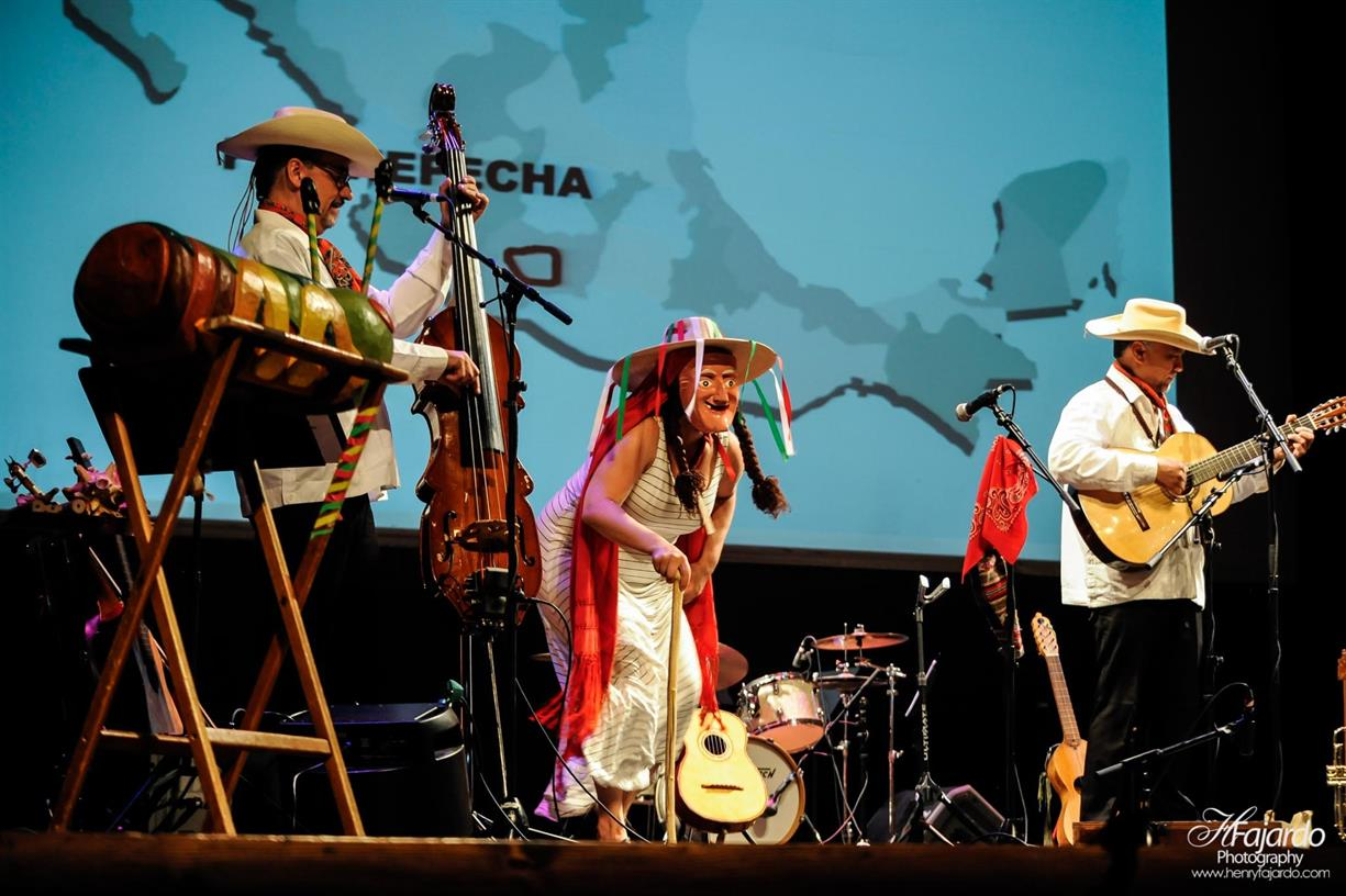 Beyond the Music: A Musical Geography of Mexico