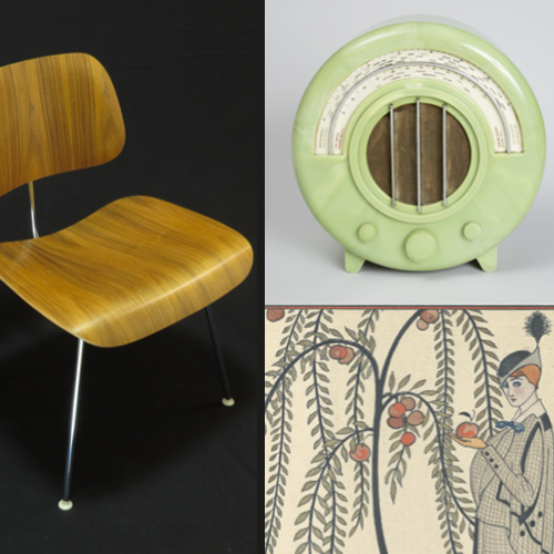 Lunchtime with a Curator: Decorative Arts Design Series