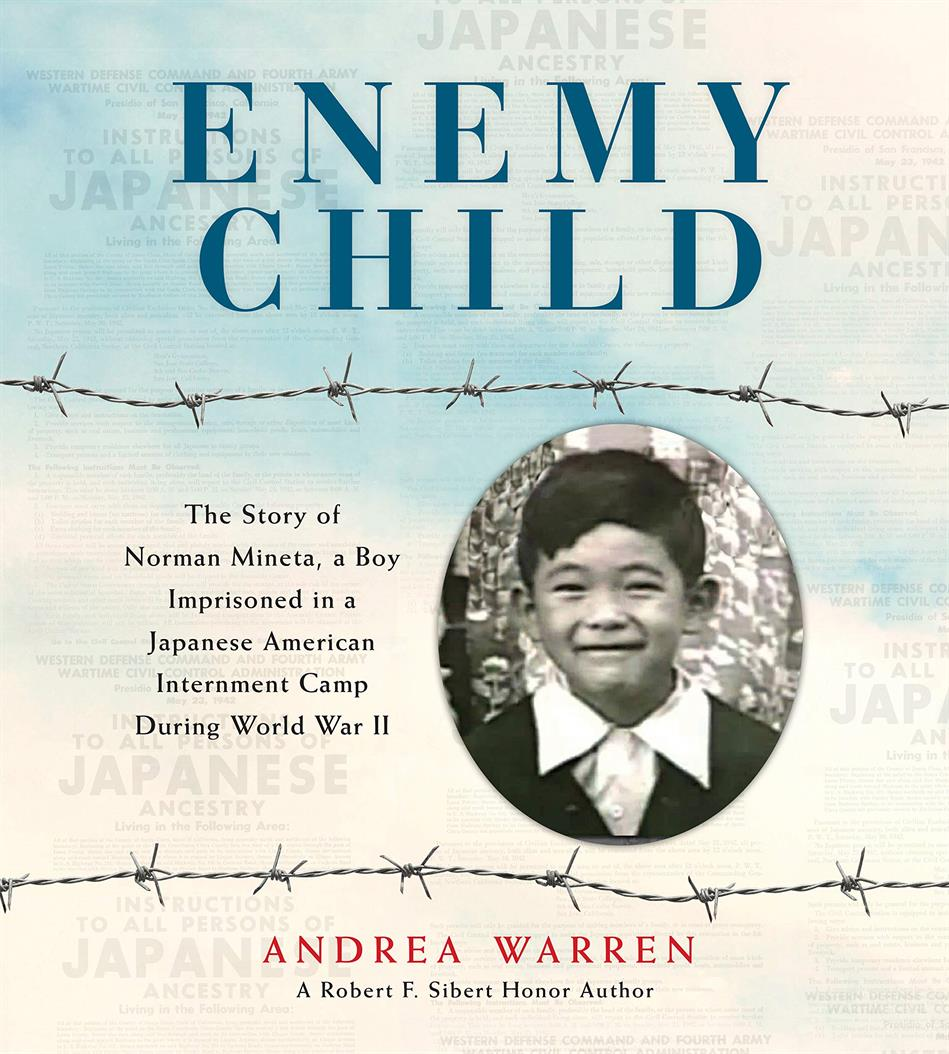 "Book Talk and Book Signing: Sec Norman Mineta and Andrea Warren, author of ""Enemy Child"""